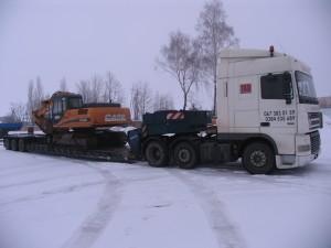 Перевозка-екскаватора-Case-CX-210