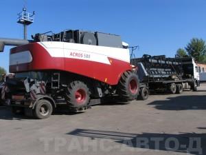 Перевозка-комбайна-Acros-580