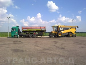 Перевозка-комбайна-САТ-Lexion-480
